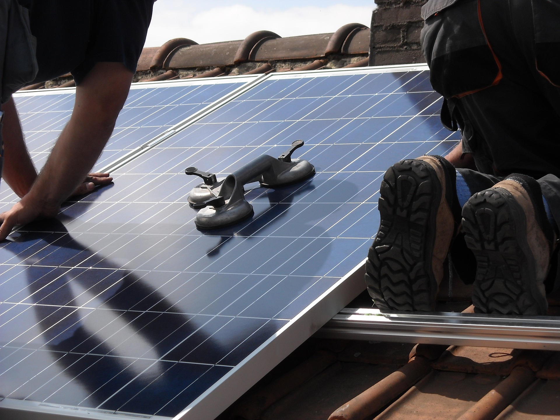 Tiffin Ia Solar Panel Installation Pv Systems In Wiring A